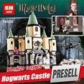Lepin 16029 1033 Unids Serie de Películas de La magia hogwort castillo set Niños Educativos Bloques de Construcción Ladrillos Juguetes Modelo de Regalo 5378