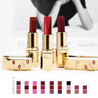 Pudaier 26Colors Matte Lipstick Waterproof Makeup Batom Nude Velvet Long Lasting Lapiz Labial Mate Lip stick Rouge a Levres Mat