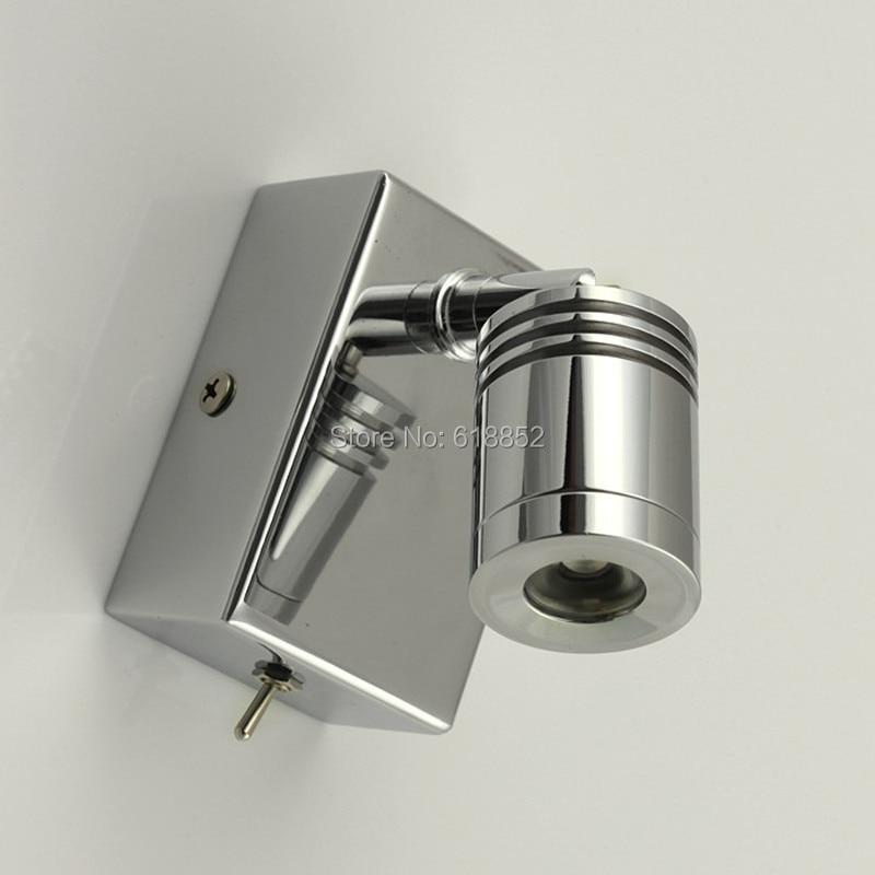 Bralne svetilke za odčitavanje glave Topoch Vklop / izklop CREE LED - Notranja razsvetljava - Fotografija 1