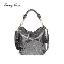 935ef86b4f26 Tonny Kizz маленькая сумка женская с короткими ручками в ручках,модные  сумки женские на ремень через плечо из кожи,сумка для жен.