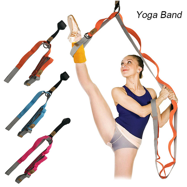 Leg Stretcher Strap for Sports and flexibility