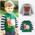 2015 spring  children's sweaters ,  High-quality boys  cartoon casual sweater for 1-5y free shipping