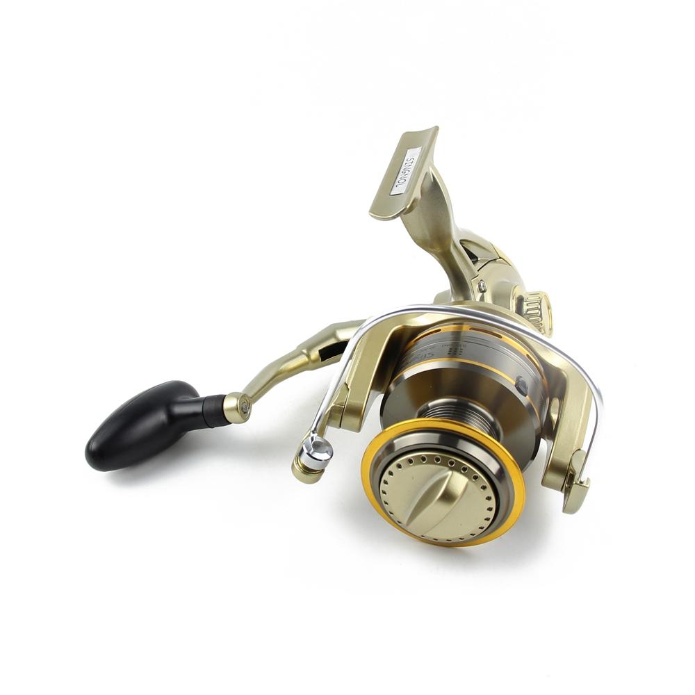 Cheap 8000 9000 10000 11000 Spinning Reel Fishing 11BB Max Drag 12KG Saltwater Sea Big Spinning Fishing Reel Moulinet Wheel  (5)