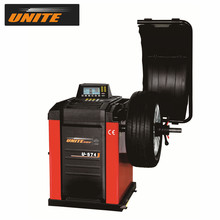 UNITE Auto Rad Balancer U-574 Top Linie Touchscreen Tracking Klebrige Ausgleich Modus(China)
