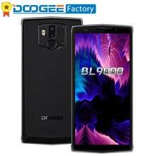 DOOGEE BL9000 9000 mAh Hızlı şarj Smartphone MT6763 Octa Çekirdek 6 GB + 64 GB 12.0MP Cep telefonu 5.99 ''FHD + 18:9 Ekran NFC c...