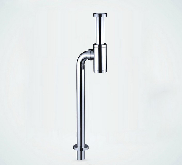 Stainless steel s trap anti-odor handbasin basin basin drainer drainage pipe bathroom cabinet sewer & Stainless steel s trap anti odor handbasin basin basin drainer ...