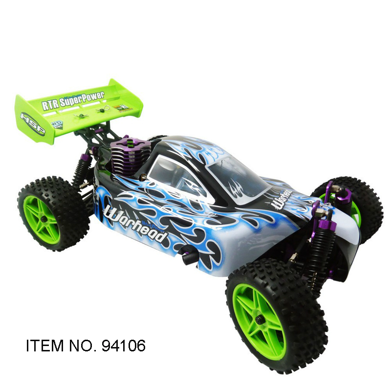 SPECIAL OFFER HSP Rc Car 1 10 Scale Nitro Power 4wd Remote Control Car 94106 Off