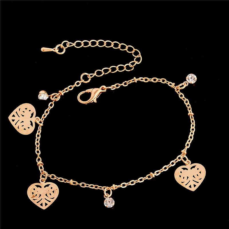 HTB13W_aOFXXXXXfaXXXq6xXFXXXR Golden Foot Chain Jewelry Spirituality Ankle Bracelet For Women - 5 Styles