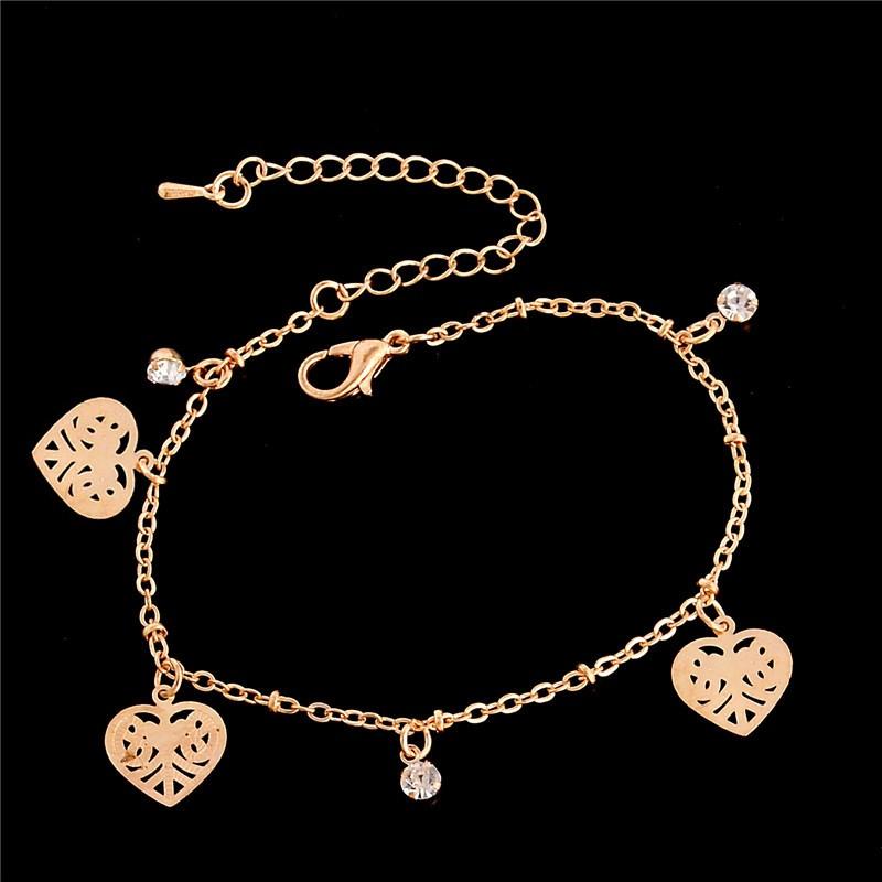HTB13W_aOFXXXXXfaXXXq6xXFXXXR Golden Foot Chain Jewelry Spirituality Ankle Bracelet For Women - 5 Styles
