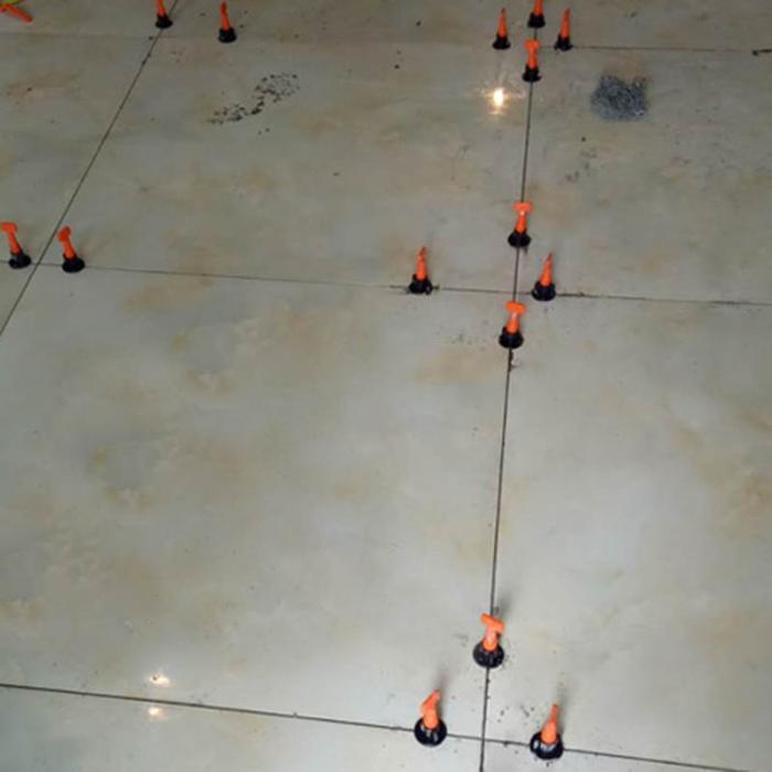 de construção telha reutilizável sistema nivelamento kit tn88