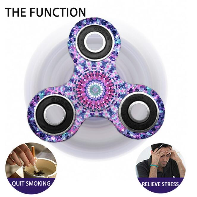 Hot New Styles Spinner High Quality EDC Hand Spinner For Autism And ADHD Anti Stress ,Stress Wheel Of Funny Toy ,spiner