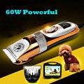 65 W Professional Pet Dog Hair Trimmer Grooming Clippers Animal Gato Cortadores De Máquina Barbeador Elétrico Cortador De Tesoura Clipper ZP-293