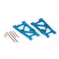 CNC Metal Suspension Rear Lower A Arm for 1/8 Kyosho MP7.5 Rc Car Upgrade Parts