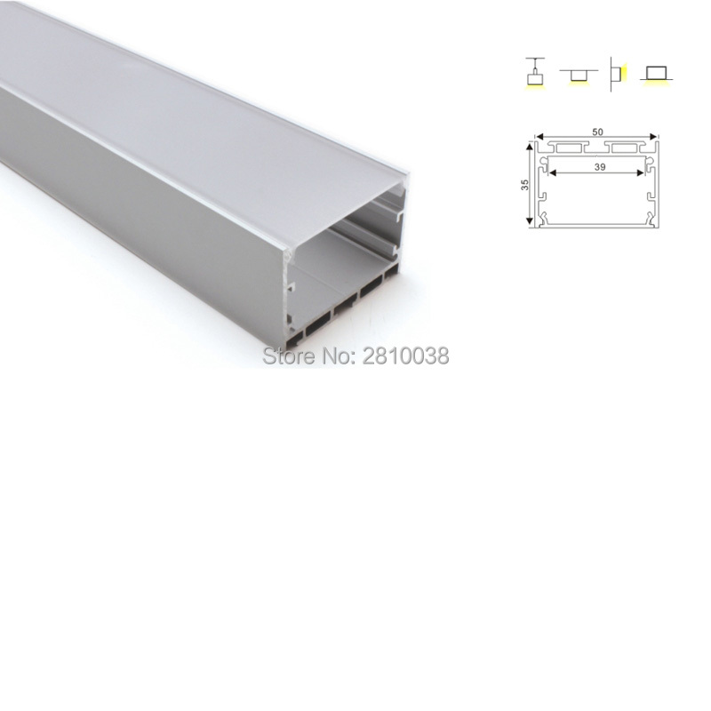 Conjuntos 30X2 m Lot led strip perfil