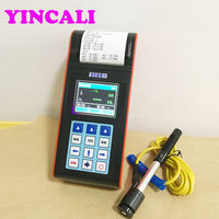 High Quality Portable Color screen Leeb Hardness Tester YHT400A with Print Measuring direction 360 degree custom material