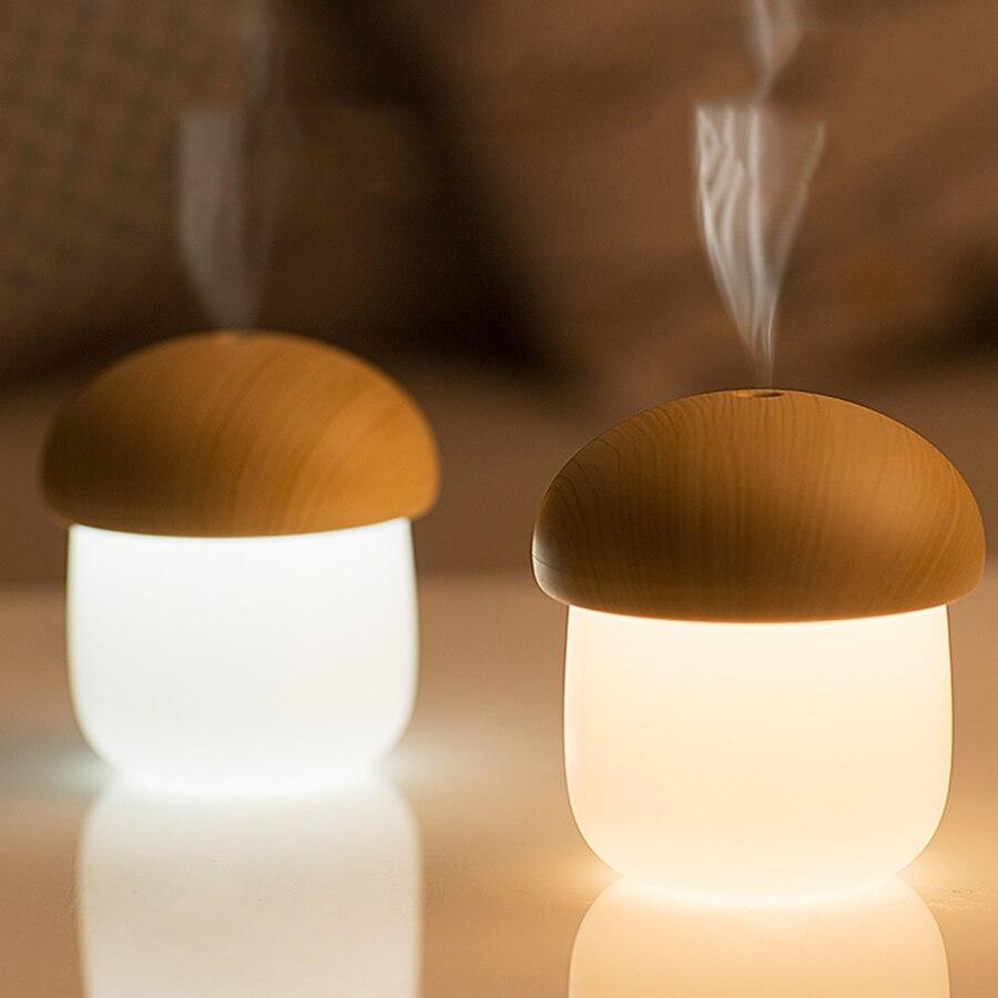 Brûleur d'huile essentielle Usb maison humidificateur Air blanc méditation nébuliseur huiles essentielles parfum lampe diffuseur odeur à la maison 6B3 - 2