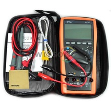 M001 VC97 + auto range Multímetro digital DMM AC DC Voltímetro Resistencia Capacitancia VS FLUKE15B ENVÍO GRATIS