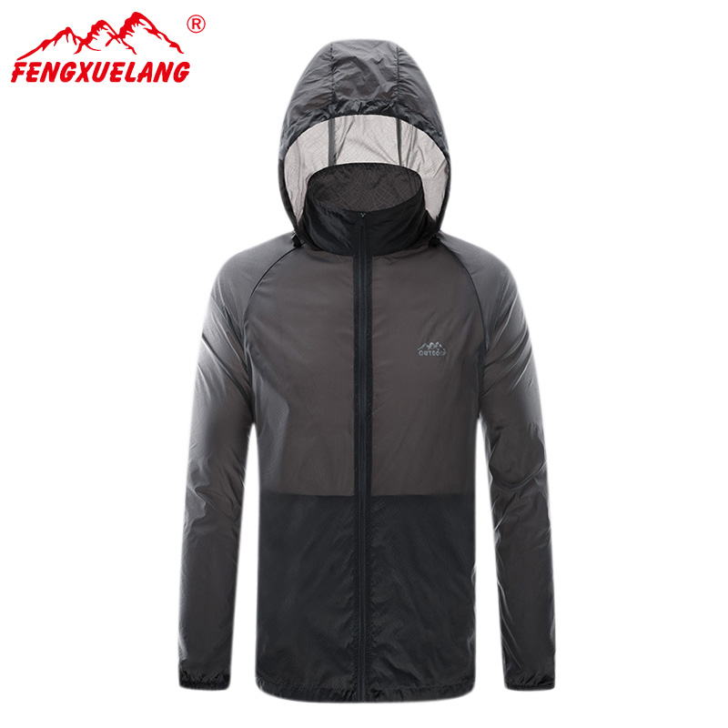 Aliexpress.com : Buy Outdoor Running Rain Jacket Camping Men ...