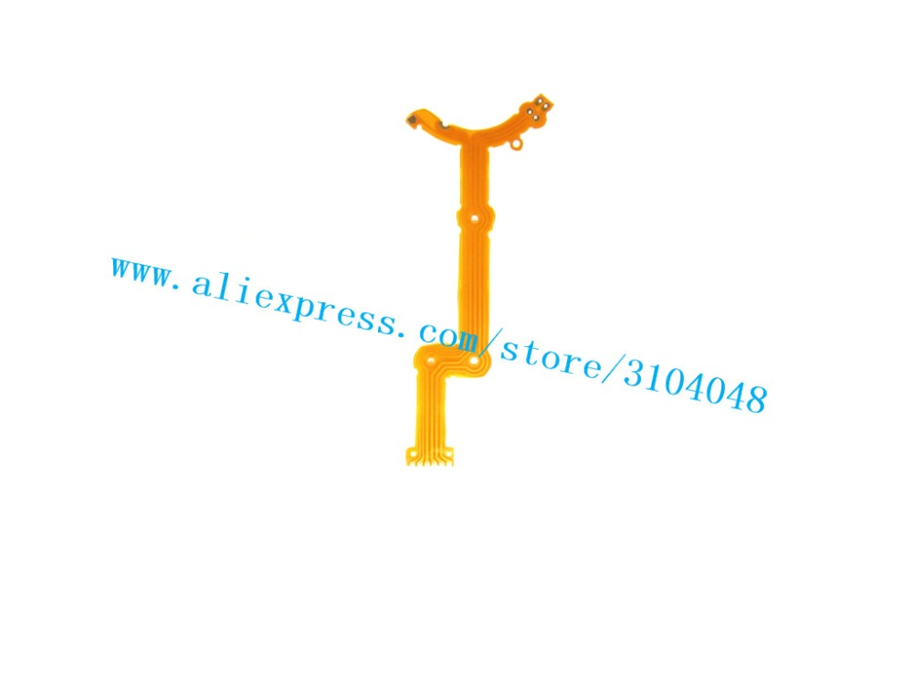 NEW Repair Parts For SIGMA 17-35mm 17-35 Mm Lens Aperture Flex Cable ( For CANON Connector)