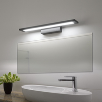 Modern Simple Mirror lights for bathroom fixtures LED Wall lamps Fixtures Wall lighting for makeup barbershop wall sconces