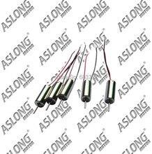 ASLONG 10 шт./лот Профессиональный 6*12 мм 6 мм Электродвигатель постоянного тока микро двигатель постоянного тока с низкая стоимость