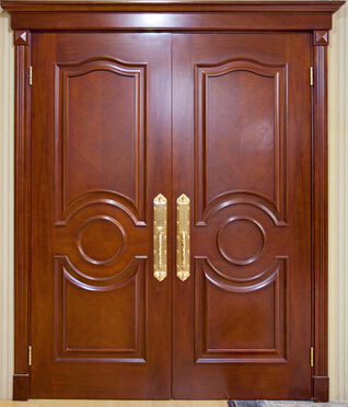 Designer Wood Doors solid wooden door designer Alibaba China Home Front Main Safety Wooden Door Design
