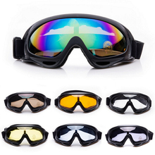 2016 New Out of doors Sport Cool Motocross ATV Dust Bike Off Street Racing Goggles Bike glasses Browsing Airsoft Paintball