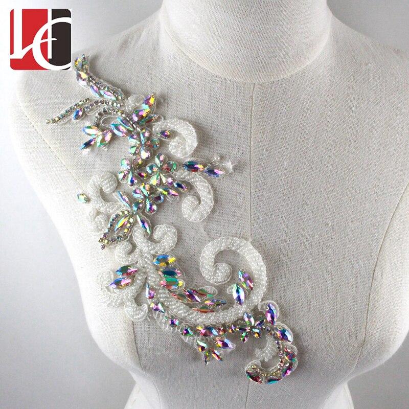 Hc 4582 Hechun Crystal Beaded Rhinestones