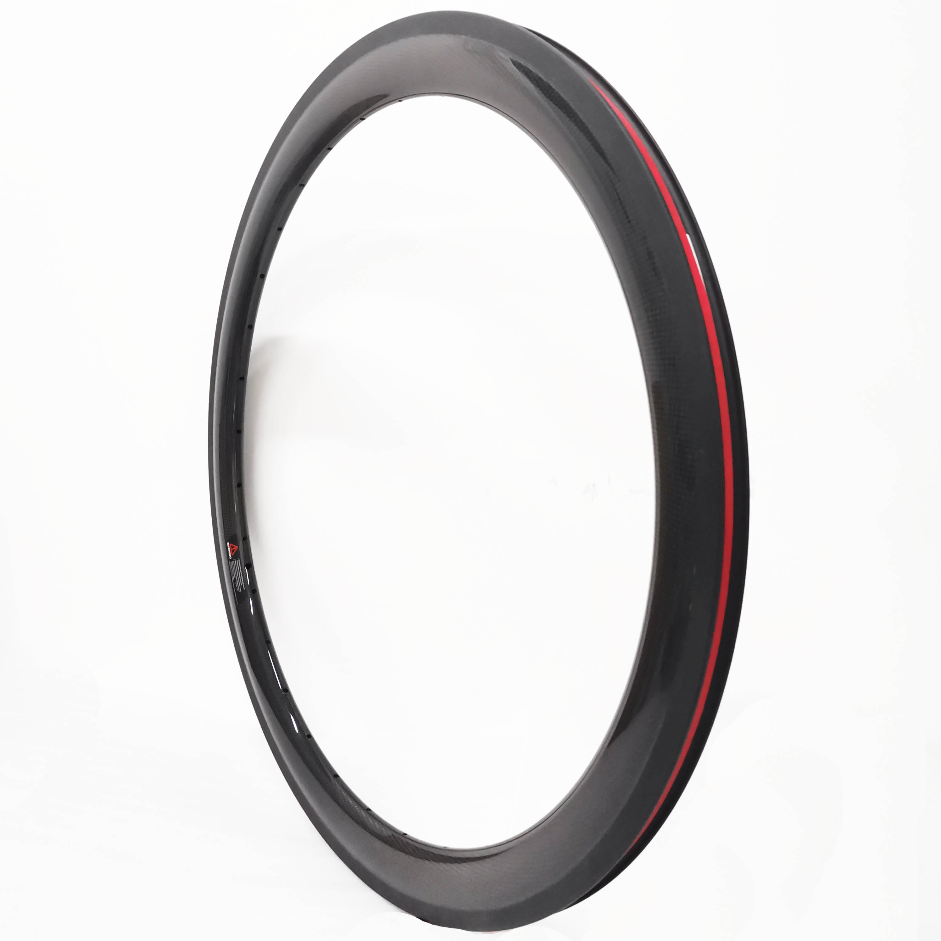 NGT 50mm Clincher 32 holes 3k glossy basalt brake side half price sale factory biggest promotion