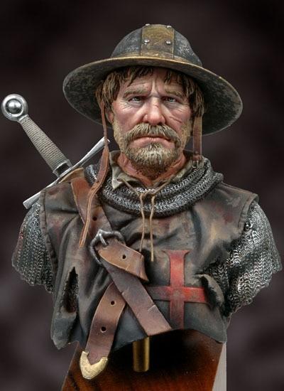Knights Hospitaller after fighting
