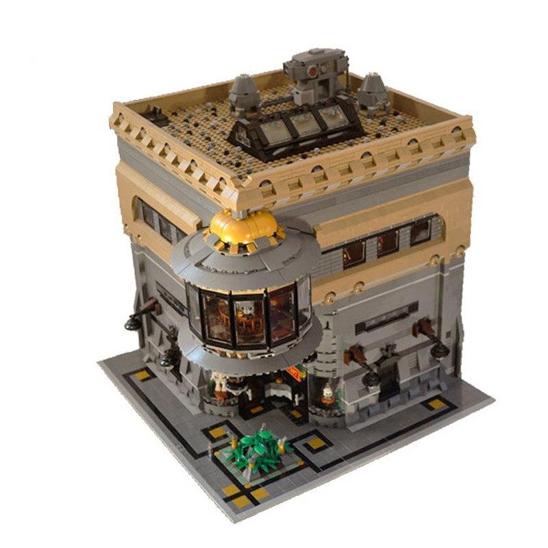2017 Lepin 15015 5003pcs City Series Creator The Dinosaur Museum