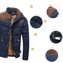 TANGNEST 2018 Hot Selling Fashion Casual Winter Outwear Coat Comfortable Jacket Two Colors Plus Size XXXL Wholesale MWM169