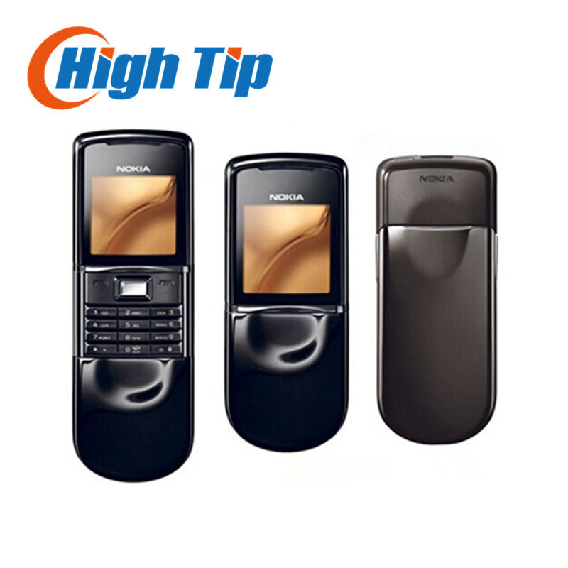 100 Original Nokia 8800s 8800 sirocco russian keyboard unlocked cell phone 128MB internal memory Singapore post