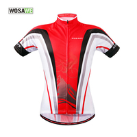 WOSAWE Brand New Specialized Cycling Jersey Quick Dry Breathable Mountian Road Bike Sportswear Ultralight MTB Bicycle