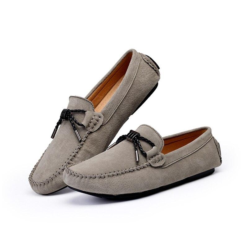 Driving Black On 6 navy Slip Chaussures Printemps Mocassins Loisirs Hommes Couleurs Nous red Homme apricot grey Casual Bateau 10 5 hCsxQdBotr
