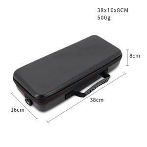 Image 3 - Storage Hard bag PU case Single Shoulder bag handbag waterproof For Zhiyun Smooth 4 Handheld Gimbal  Accessories Box