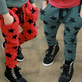 Children Stars Pants Pattern Baby Boy Toddler Cotton Pants Casual Sports Capri