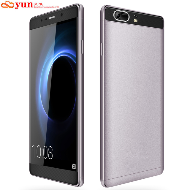 2017 оригинальный мобильный телефон yunsong s9 плюс 16mp камера 6.0 дюймовый смартфон mtk6580 quad core dual sim мобильный телефон gsm/wcdma 3 Г
