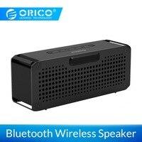 ORICO Portable Bluetooth Wireless Speaker Loudspeaker Sound Bass 8 Hours Playtime Hifi Stereo IPX6 Waterproof Outdoor Speaker