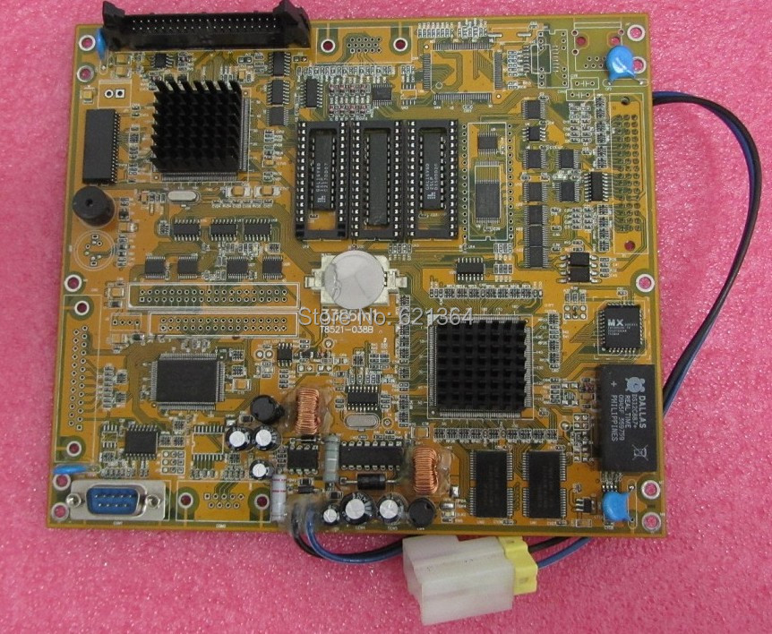 Techmation MMI3386 Motherboard  for industrial use new and original  100% tested okTechmation MMI3386 Motherboard  for industrial use new and original  100% tested ok