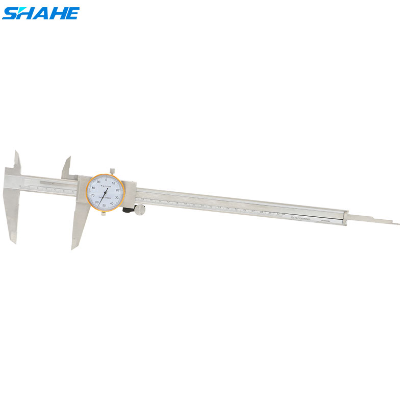 SHAHE 0 300 mm 0 01 mm Shock proof Stainless Steel Caliper Precision Vernier Caliper Resolution