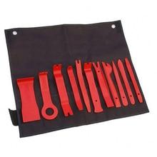 цена на Auto Car DIY Car Pry Repair Tool Kit 11Pcs Radio Panel Interior Door Clip Panel Trim Dashboard Removal Opening Hand Tool Set