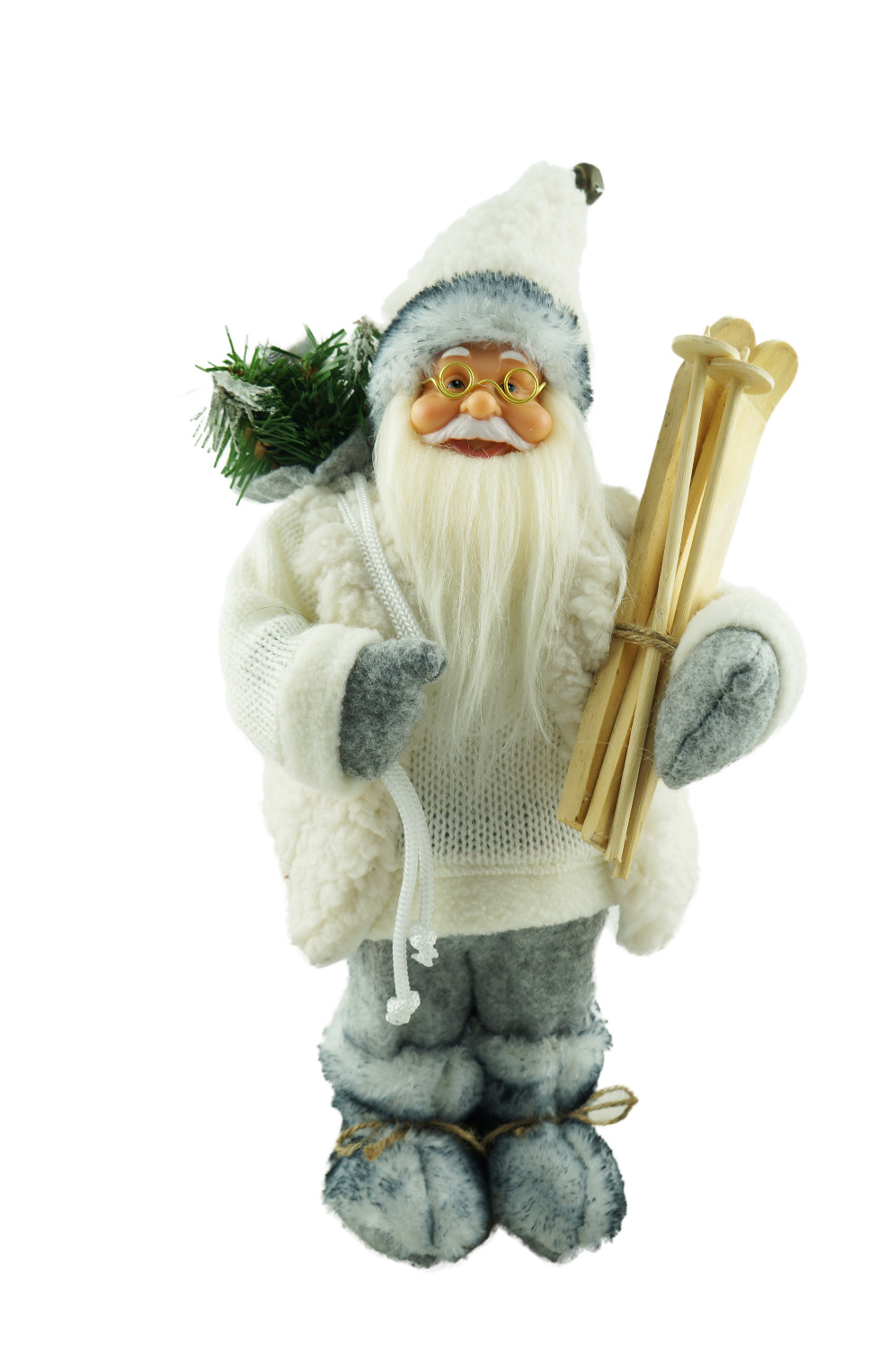 Home Decoration Collection Us 17 99 Doll Santa Claus Christmas Father Toy For Home Decoration Collection 12