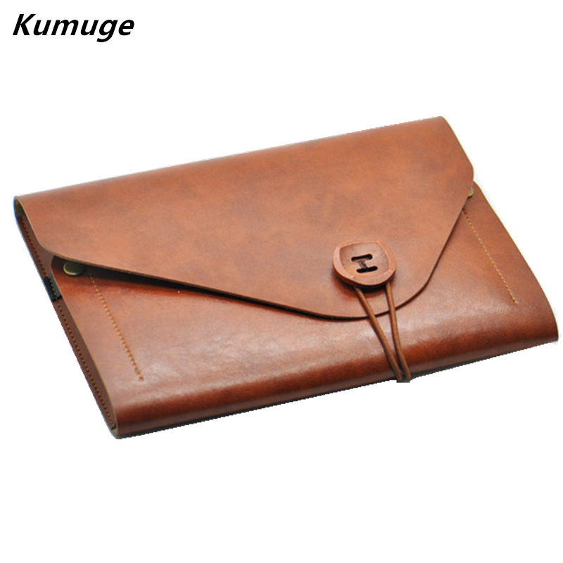 For New iPad Pro 10.5 2017 Released Luxury Retro PU Leather Tablet Pouch Sleeve Bag for iPad 10.5 inch Funda Tablet Case Cover