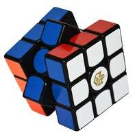 Gans Puzzle New Gan356 Air 5 6cm 3 3 3 Speedcube Advanced Edition Master Edition Black