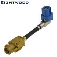 Eightwood SYNC 3 aktualizacja systemu ekran dotykowy do kabla APIM do Ford MyFord Touch lub Lincoln MyLincoln Touch 30cm 50cm 100cm 150cm