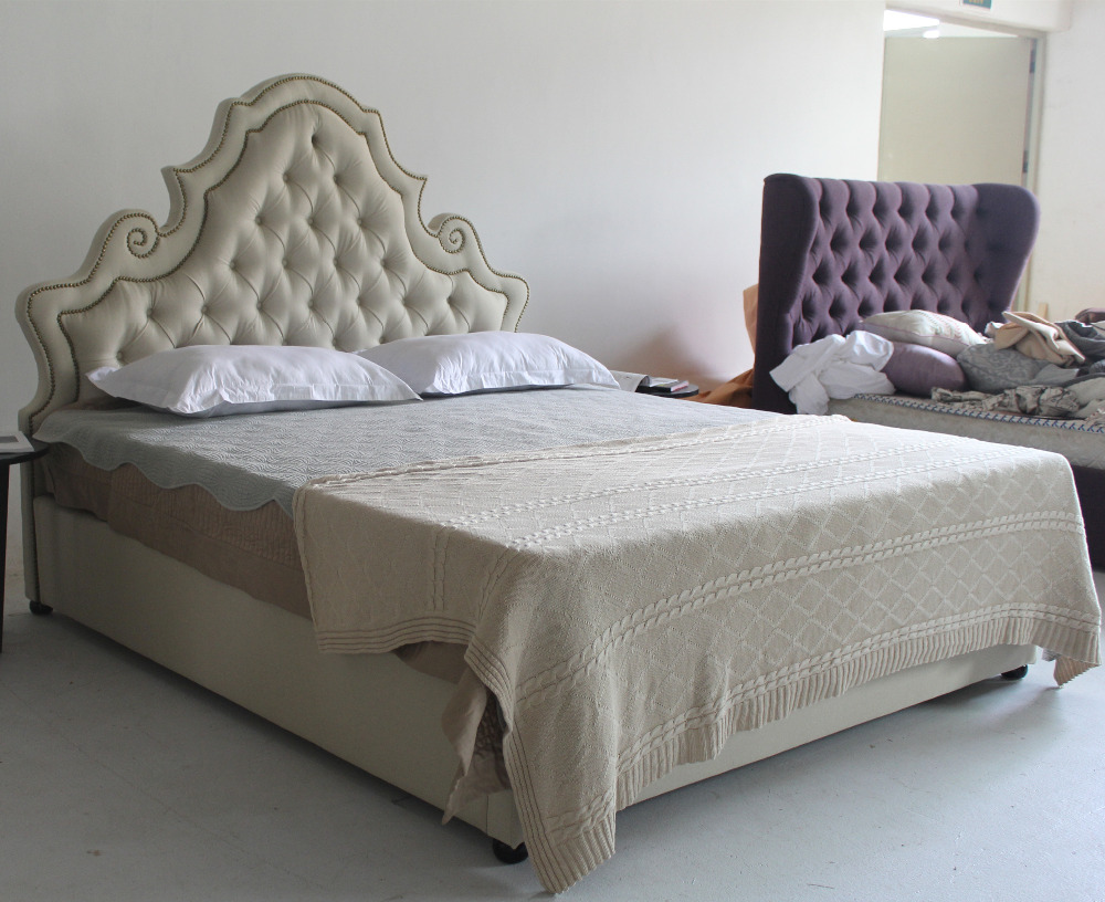 Modern Deisgn Antique Wooden Home Furniture For Latest: design of double bed