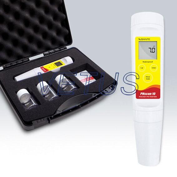 Pocket meters PHscan30S mini PH meter testers pen type -1~15.00pH rangePocket meters PHscan30S mini PH meter testers pen type -1~15.00pH range