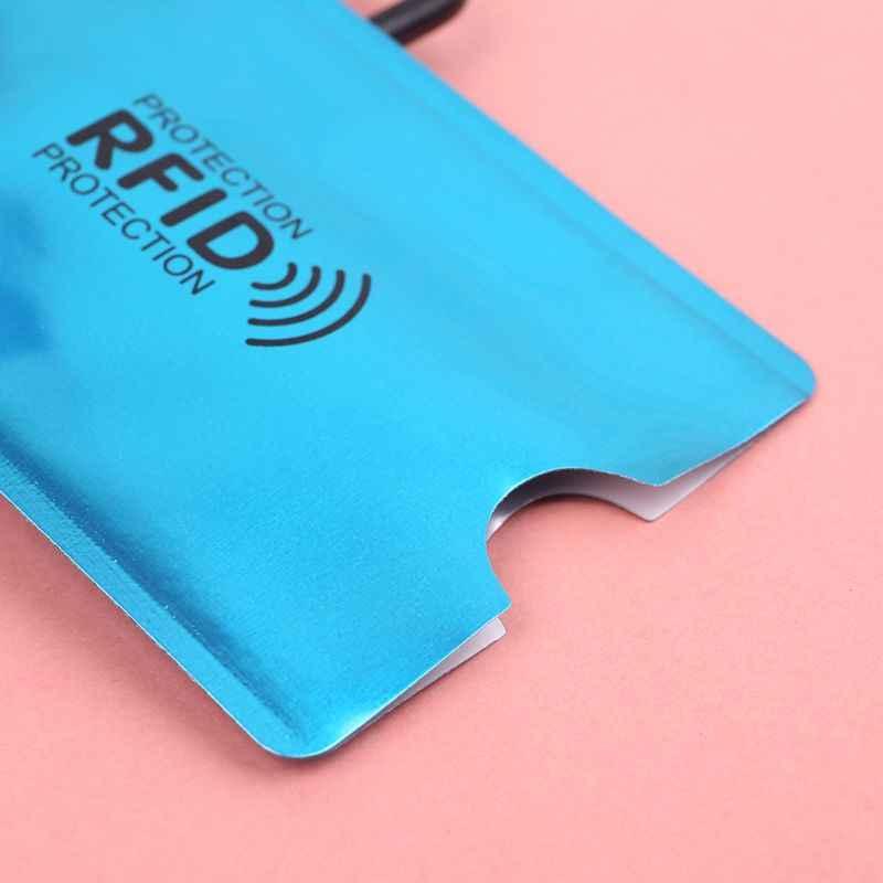 Funda protectora RFID para tarjetas de crédito funda, soporte