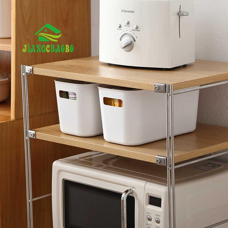 JiangChaoBo Cozinha Lanche Cesta De Armazenamento De Plástico Cesta de Armazenamento Caixa De Armazenamento Do Banheiro Cesta de Armazenamento De Desktop Cosméticos
